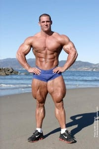 Quads Of The Gods – No More Skinny Jeans For These Guys