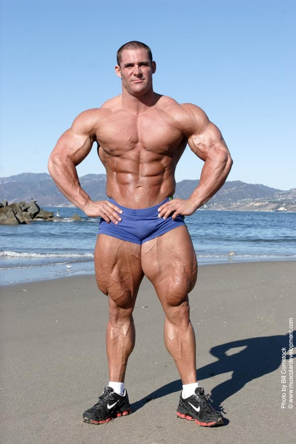 Quads Of The Gods: No More Skinny Jeans For These Guys ...