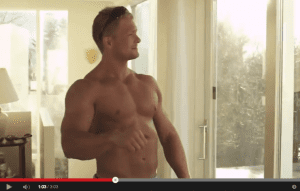 The Most Muscular DJ Of All Times With a New Bodybuilding Track