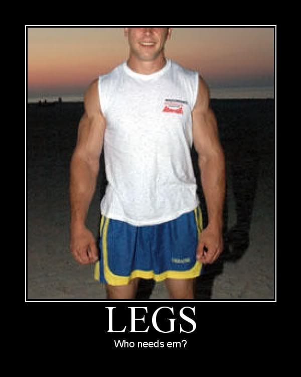 20 Reasons Why You Should Never Skip Leg Day - BroScience.co