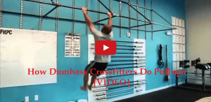 how dumbass crossfitters do pullups