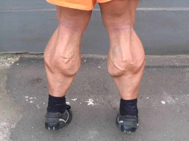 how to get muscle in your calves