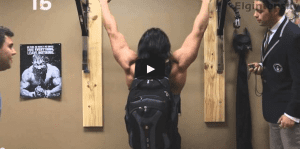 The Pullup King Who Cant Do Pullups