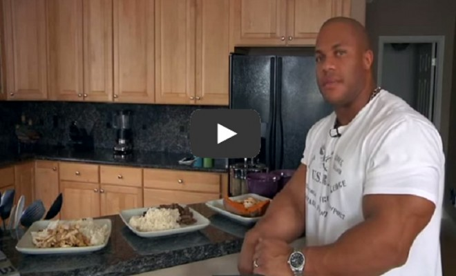 Phil Heath Daily Diet