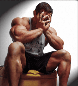 funny bodybuilder story