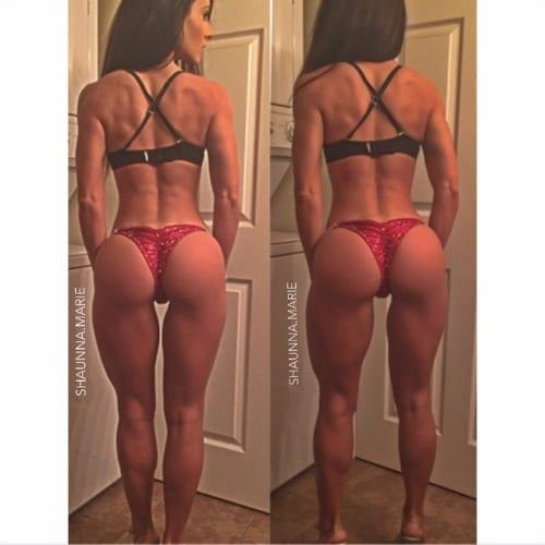 bikini squats