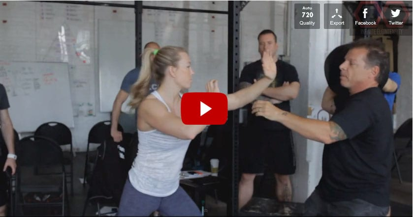 Crossfit self defence