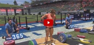 Horrible Deadlifts From The Crossfit Games