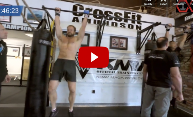 how crossfitters think fighters train