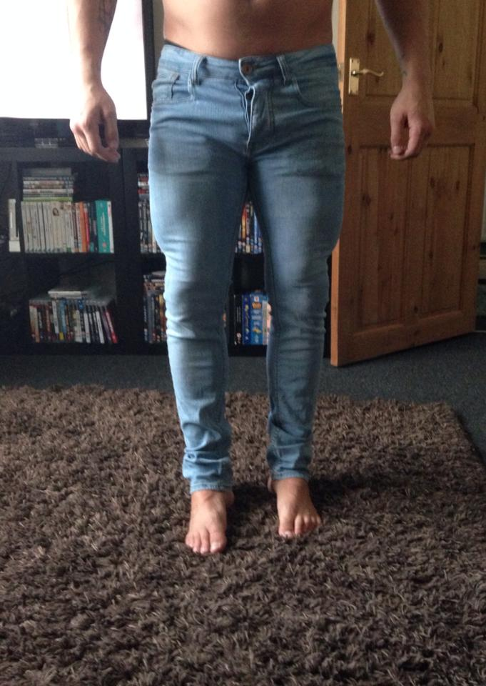 bodybuilders trying to wear skinny jeans 7