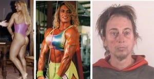 This Girl Abused Steroids In The 90's – Here's What She Looks Like Now…..