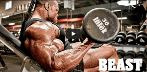I Am The Beast – Real Bodybuilding Motivation