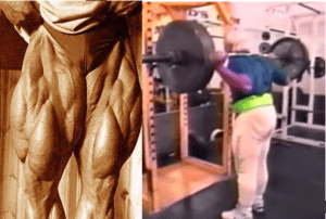 "Tom Platz: ""I Love The Squat Rack, It Is a Different Sport"""