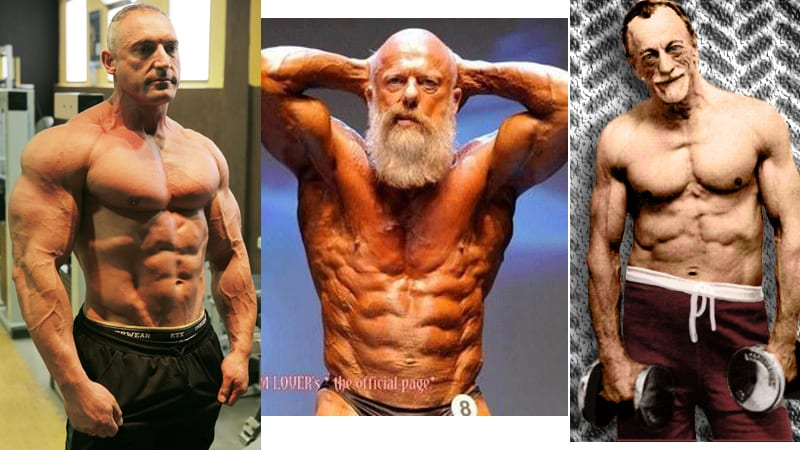 5 Grandpas Over 70 Who Are Jacked Bodybuilders | BroScience