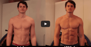 Extreme Body Transformation Using A New Workout Method