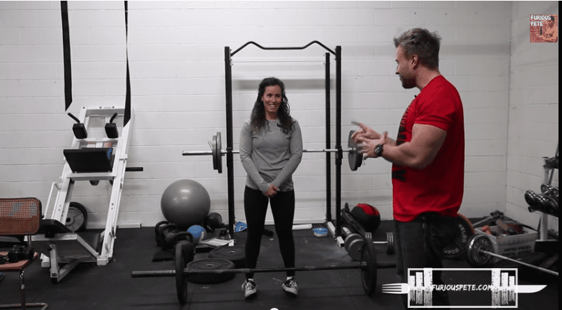 Furious Pete: Surprise Proposal At The Gym