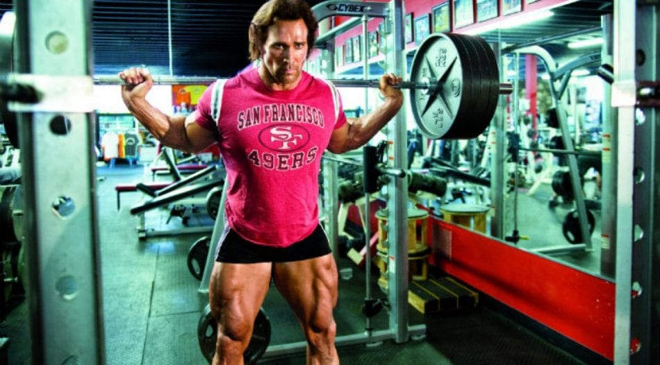 Mike O'Hearn: Power Bodybuilding Legs