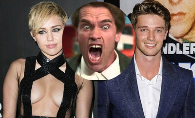 arnold schwarzenegger tells son to stop dating miley cyrus Miley cyrus and patrick schwarzenegger have patrick is the son of actor-turned-politician arnold 'stop this nonsense', ambiga tells rafizi.