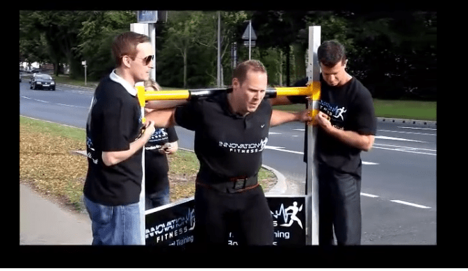 Extreme Workout: Carrying Two Guy In A Super Yolk Carry For 5K