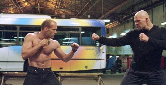 jason statham muscle hollywood movie actor