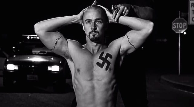 american history x muscle hollywood movie actor