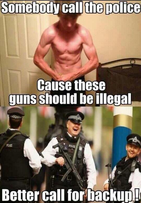 police funny gym photos
