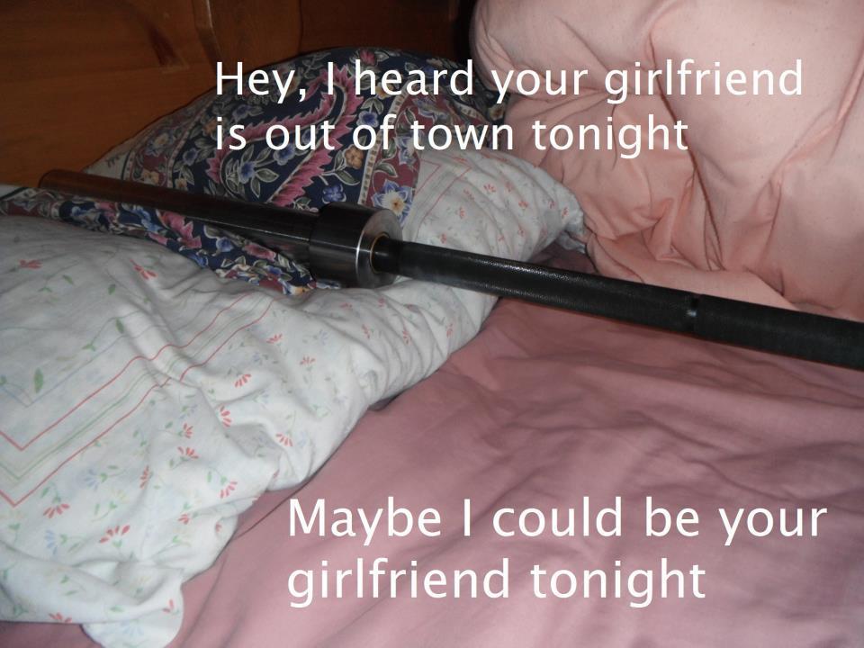 girlfriend funny gym photos