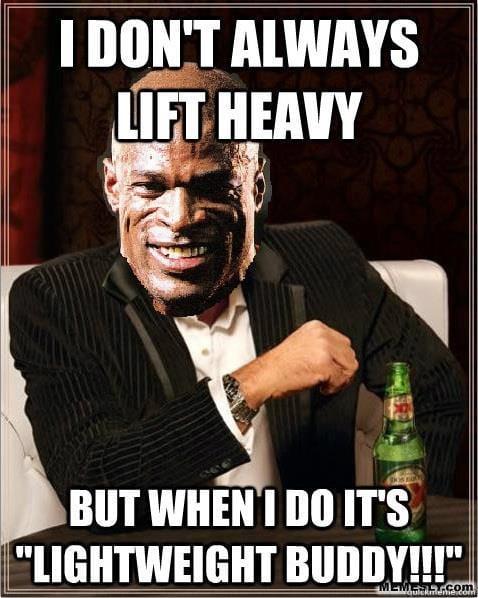 ronnie coleman funny gym photos