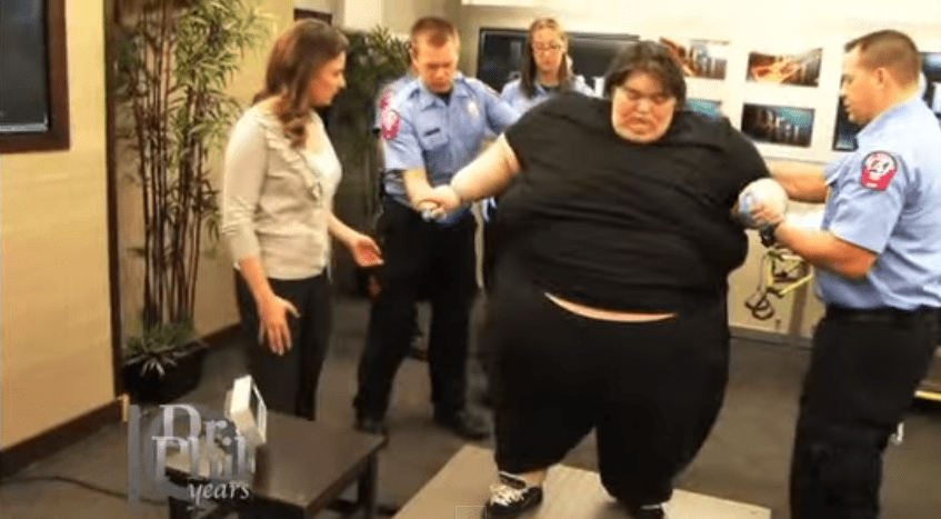 Dr. Phil - The Nearly 800-Pound Man