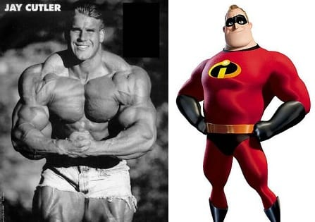 Jay-Cutler-and-Mr.-Incredible
