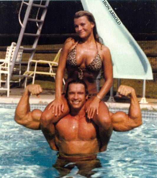 arnold muscle