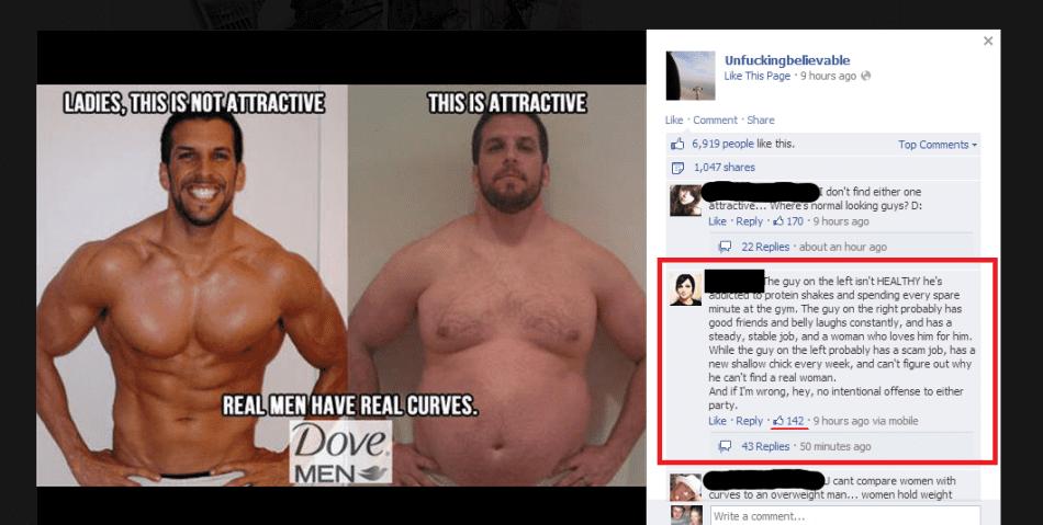 bodybuilding hate