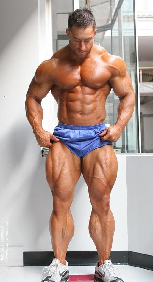 Hardcore Leg Workout Routine To Get Bigger And Stronger
