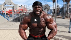 Kali Muscle: 14 Muscle-Ups (265 LBS)