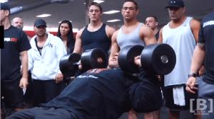 Phil Heath Teaches 12 Lucky Fans How To Lift