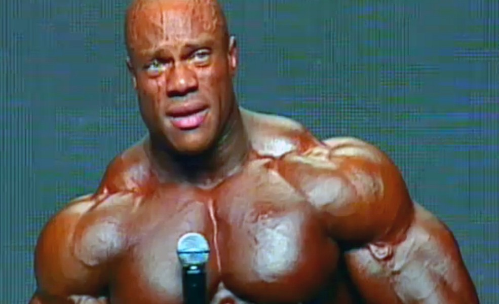 Steroids turned me into a man! The female bodybuilder