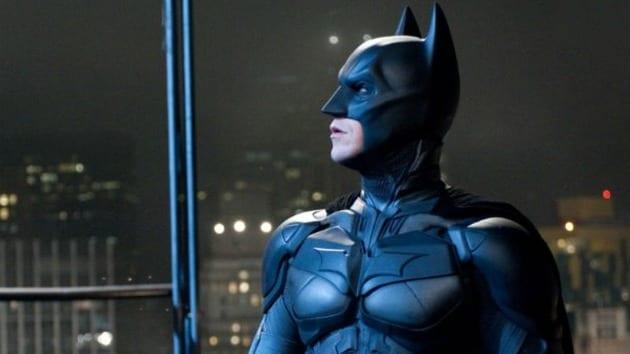 batman person wearing a costume