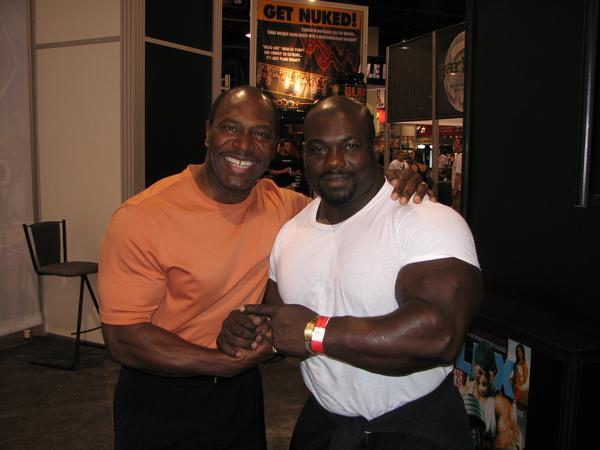 lee haney aged well