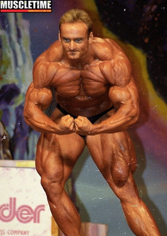 Andreas Münzer The Most Ripped Bodybuilder Of All Times