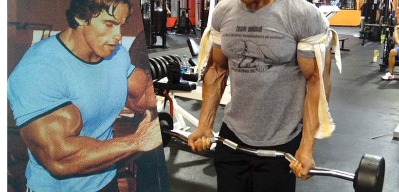 2 reasons your biceps aren't growing