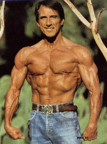frank zane 57 years old