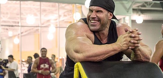 jay  cutler bodybuilder laughing