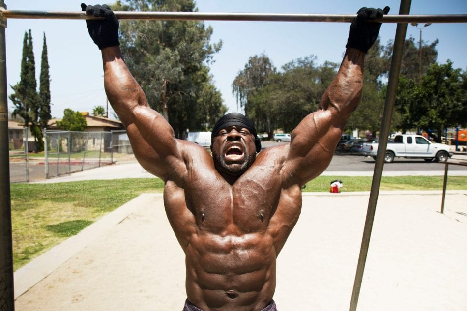 Kali Muscle Bodybuilder Picture Pictures To Pin On Pinterest