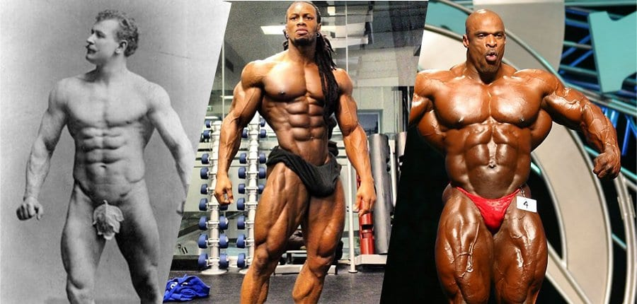 Difference Between Natural Bodybuilding And Steroids