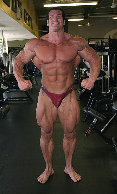 Rich Piana Competition Images & Pictures - Becuo