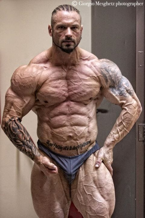 Most Shredded Guys On The Planet 1% Bodyfat