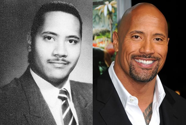 This Is How Quot The Rock Quot Look Liked When He Was A Teenager