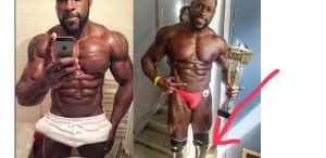 This Bionic Bodybuilder Will Make You Look Small