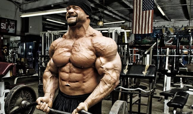 Branch Warren Had An Amazing Aesthetic Physique In 2001