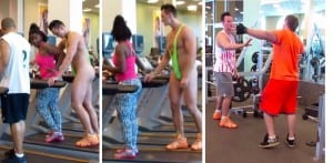 Douchebag Gym Prank Of The Year – Funny or Disrespect?